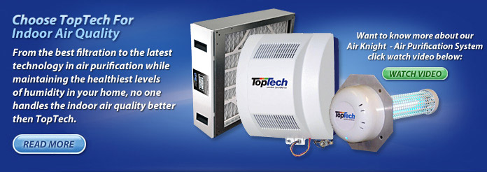 Air Purification Systems - Air Knight by TopTech